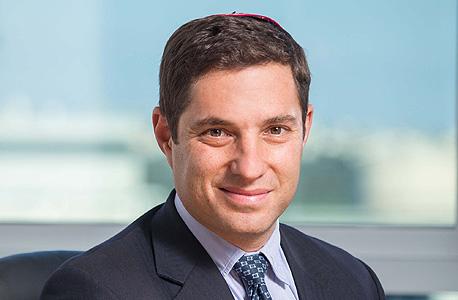 """מנכ""""ל נובל אנרג'י בישראל ביני זומר"""
