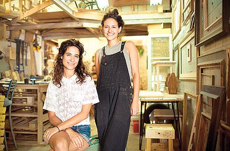 אלי דיין ואמה הכהן, צילום: תומי הרפז