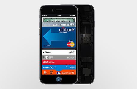שירות התשלומים החדש של אפל, צילום: apple.com