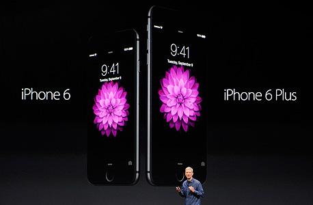 מכשירי אפל החדשים