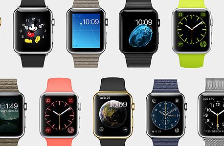 עיצובי שעון אפל