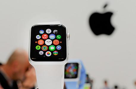 שעון אפל, צילום: בלומברג