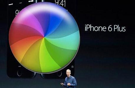 אפל תקלה שידור אייפון