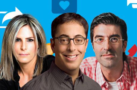 בכירי טוויטר, מוטורולה ואיירון סורס בוועידת המובייל