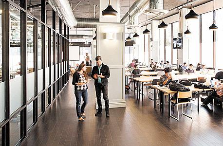 WeWork משרדים ניו יורק