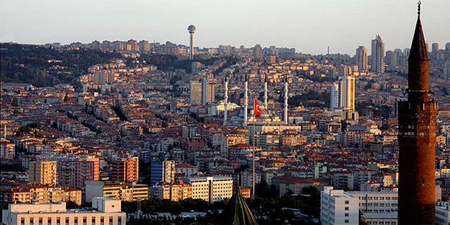אנקרה בירת טורקיה, צילום: Flickr/peretzp