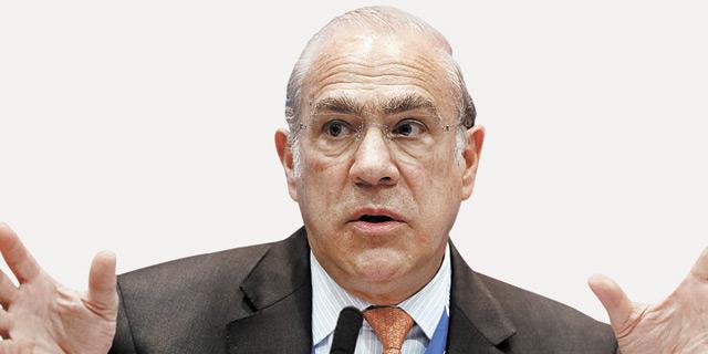 """מזכ""""ל OECD: לבנקים המרכזיים בעולם נגמרה התחמושת"""