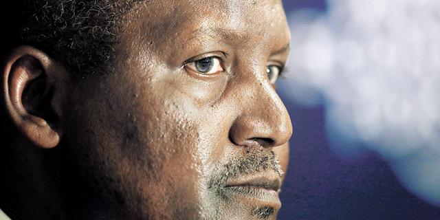 דנגוטה מאמין שלא יתקשה לשכנע את קרונקי ואוסמנוב למכור, צילום: בלומברג