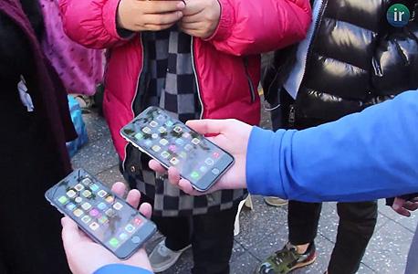 אייפון 6. הדורות הבאים יהיו דקים ממנו משמעותית
