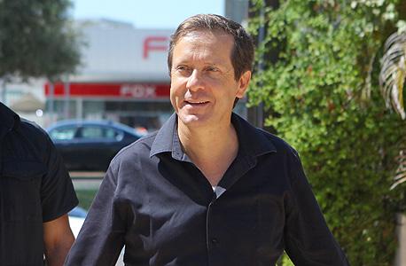 יצחק הרצוג, צילום: אוראל כהן