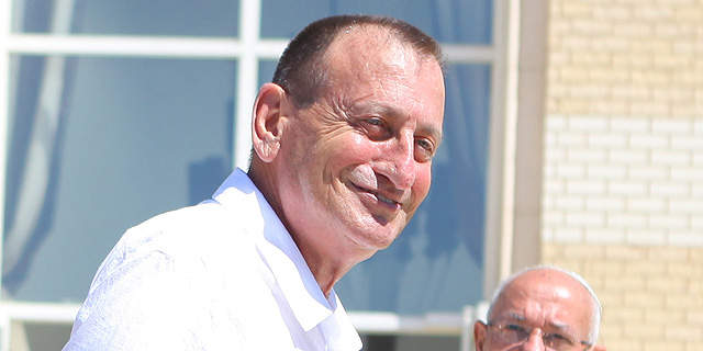"""ראש עיריית ת""""א רון חולדאי. בקשה להעלאה חריגה של הארנונה נדחתה בדצמבר, צילום: אוראל כהן"""