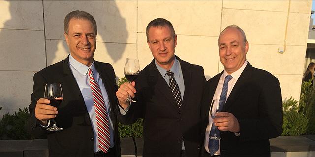 חמי פרס, JVP ועמאד תלחמי מקימים חממה למגזר הערבי