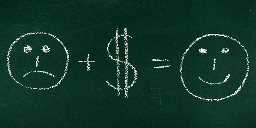 חושבים שהעלאה בשכר תגרום לכם להיות מרוצים יותר בעבודה?