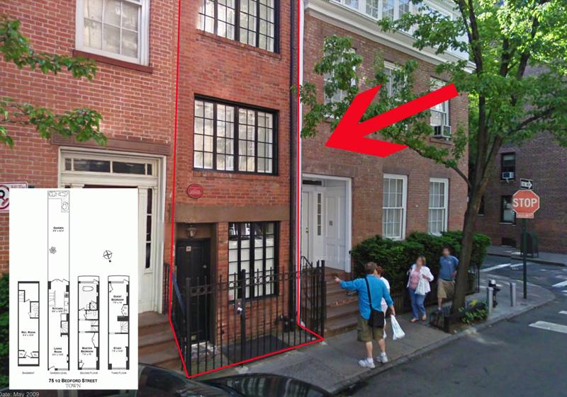 הבית הצר בעיר, צילום: Google Maps, TOWN Residential Real Estate