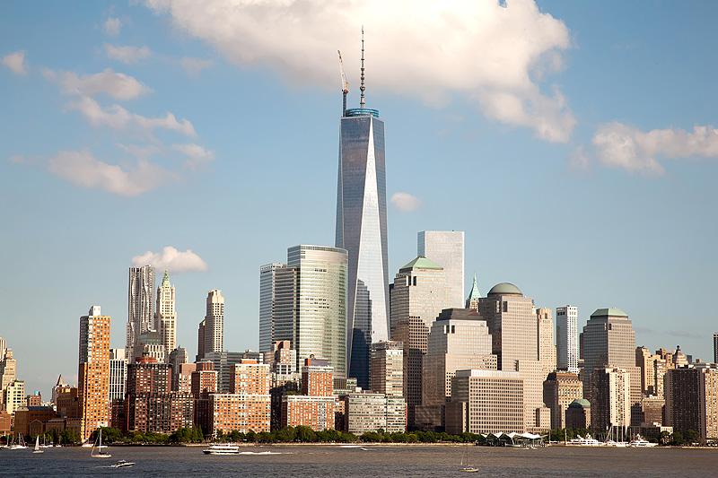 מרכז הסחר העולמי החדש, ניו-יורק