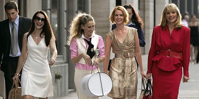 """מתוך """"סקס והעיר הגדולה"""", צילום: HBO"""