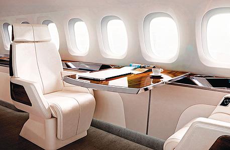 שמשות במטוס (אילוסטרציה)