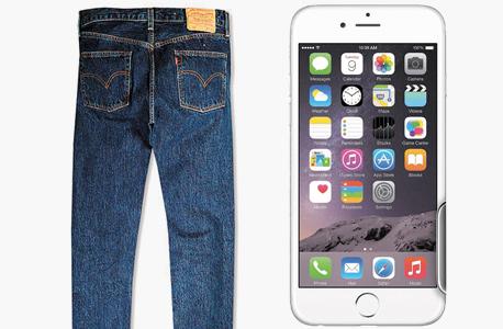 ג'ינס נגד אייפון: מי מנצח?