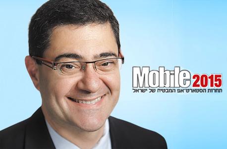 """עודד סלומי, מנכ""""ל ויזה אירופה בישראל"""