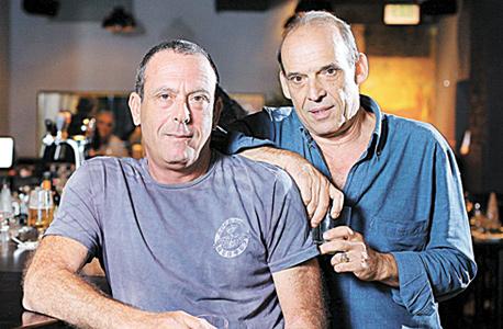 """(מימין) ערן וייזר ושוקי לרר. """"אנחנו טובים ביחד"""", צילום: אוראל כהן"""