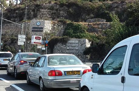 הכניסה לירושלים. יהיו פחות פקקים?