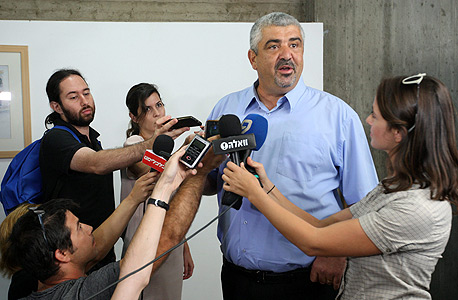 שלומי לחיאני, לשעבר ראש עיריית בת ים. ריצה 8 חודשי מאסר