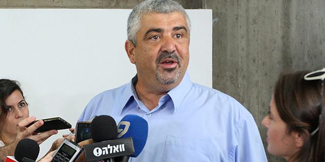 שלומי לחיאני, לשעבר ראש עיריית בת ים. ריצה 8 חודשי מאסר, צילום: עמית שעל