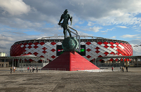 אצטדיון ספרטק מוסקבה. מיליארדי רובל