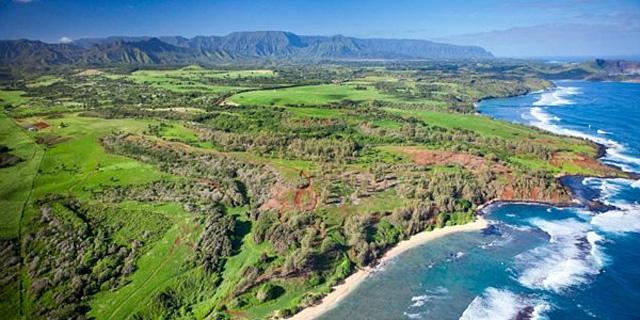 האי קוואי בהוואי. מייל שנשלח לפייסבוק בדבר המכירה לא זכה עדיין למענה