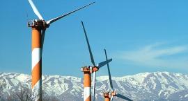 טורבינות רוח ב רמת ה גולן אנרגיה
