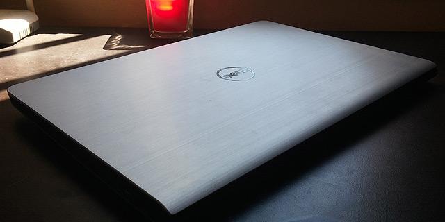 מחשב נייד מסדרת Inspiron 5000 מבית Dell, צילום: ניצן סדן