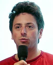 סרגיי ברין, מייסד גוגל