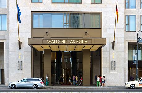 """וולדורף אסטוריה בניו יורק. הכינוס השנתי של האו""""ם יעבור למלון הפאלאס"""