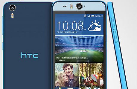 סמארטפון HTC. רכישות הטלפונים זינקו במאות אחוזים