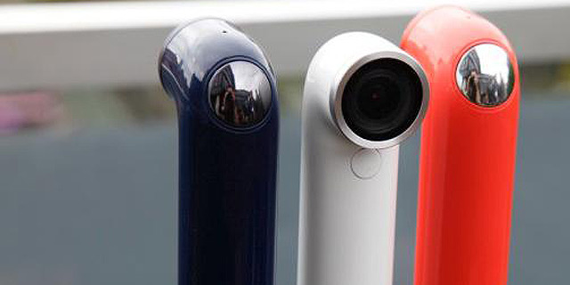 מצלמת HTC RE