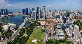 """תמ""""ג סינגפור מרינה ביי, צילום: Flickr/William Cho"""