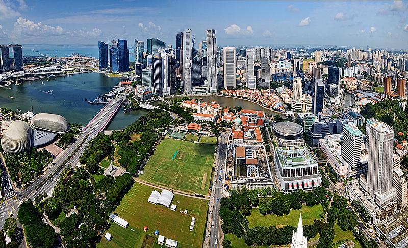 מרינת המפרץ, סינגפור