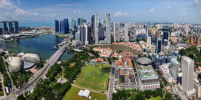 מרינת המפרץ, סינגפור, צילום: Flickr/William Cho