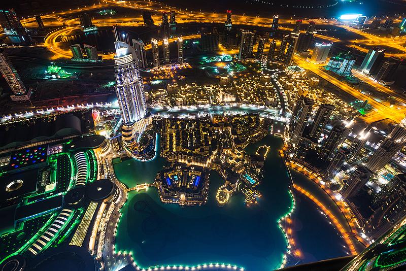דובאי, איחוד האמירויות הערביות, צילום: Flickr/Chris Zielecki