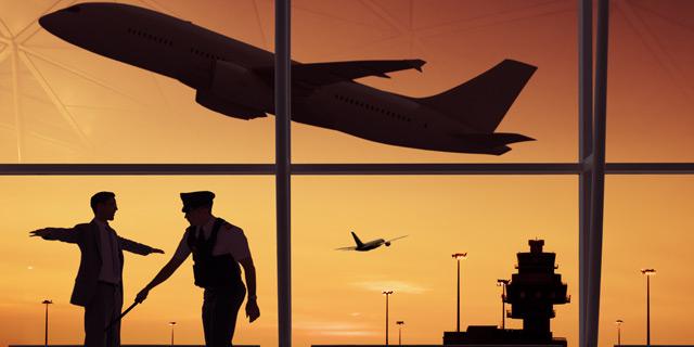 רוצים לעלות על טיסה? הקפידו לא להרגיז את הדיילים או הטייסים, צילום: שאטרסטוק