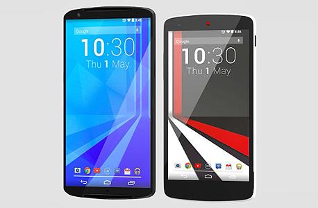 מימין: נקסוס 5 - תענוג של טלפון שגם עולה מעט, נקסוס 6 - פאבלט גדול, מגושם ויקר