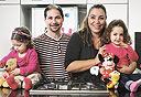 משפחת שביט, צילום: אוראל כהן