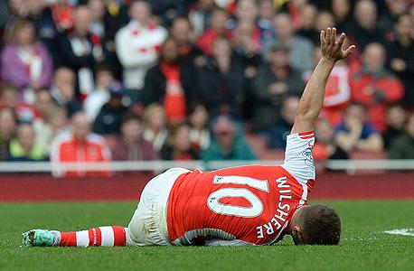 """ג'ק ווילשר, כדורגלן פצוע. """"הפציעות היום הרבה יותר חמורות"""""""