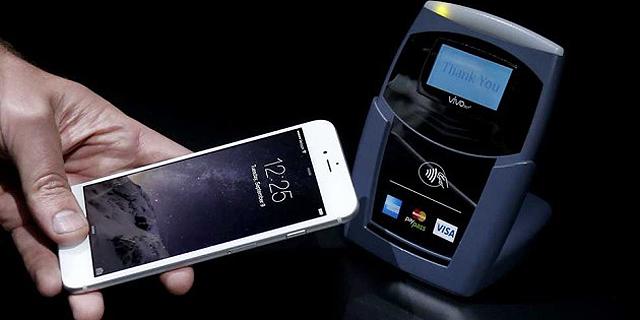 תשלום באמצעות אפל פיי (הדגמה)