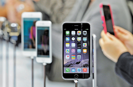 מכשיר האייפון 6