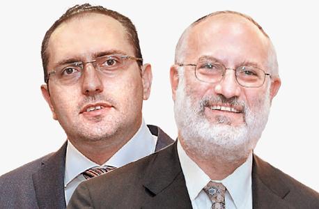 אדוארדו אלשטיין ו מוטי בן משה, צילום: אוראל כהן