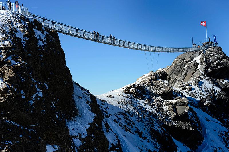 הגשר השני בגובהו בעולם, צילום: איי פי