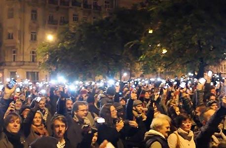 המפגינים ניצחו את הממשלה