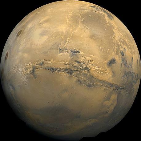 איביי מאדים, צילום: ויקיפדיה