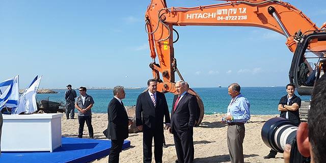 החברה ההולנדית TIL זכתה במכרז להפעלת הנמל החדש באשדוד